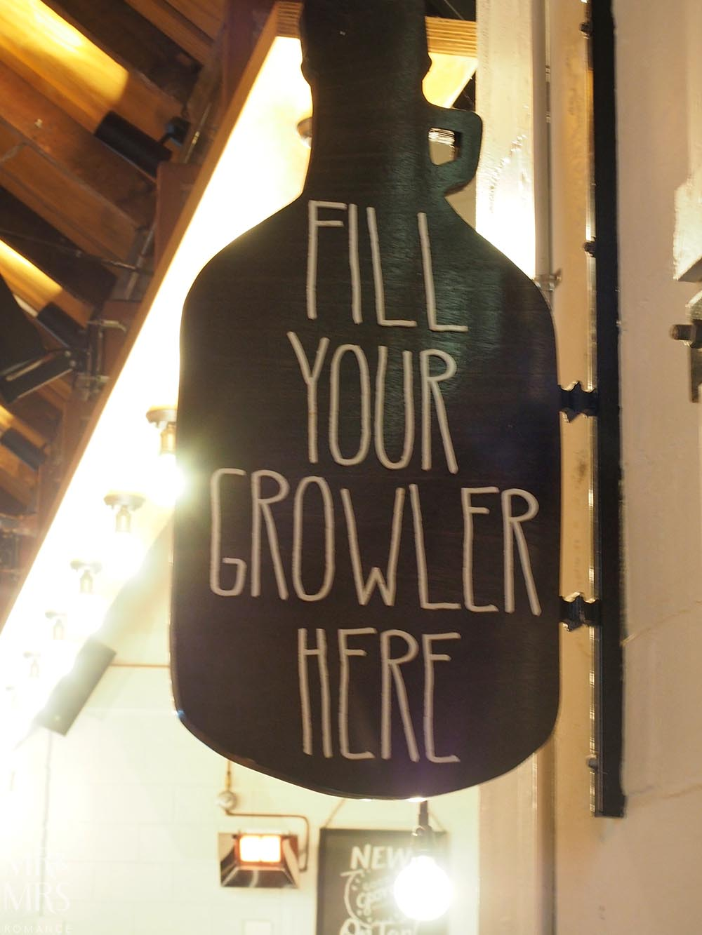 Good George Brewing, Hamilton, New Zealand - fill your growler