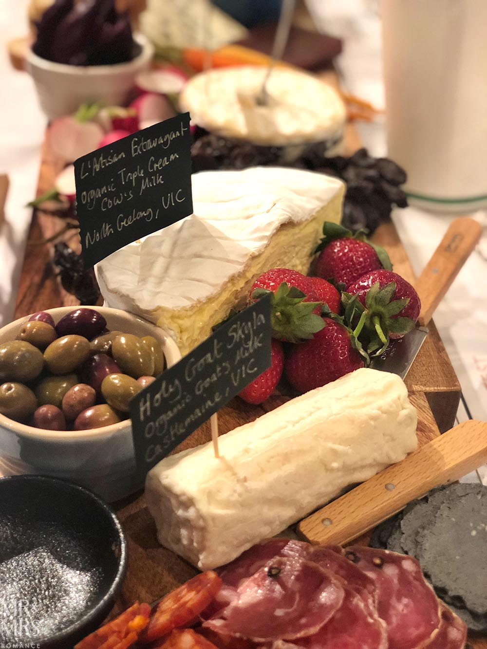 McWilliams wine trends masterclass - Artisan Cheese Room