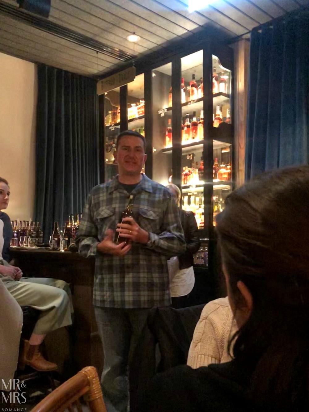 Westward Distillery - Thomas Mooney CEO and founder