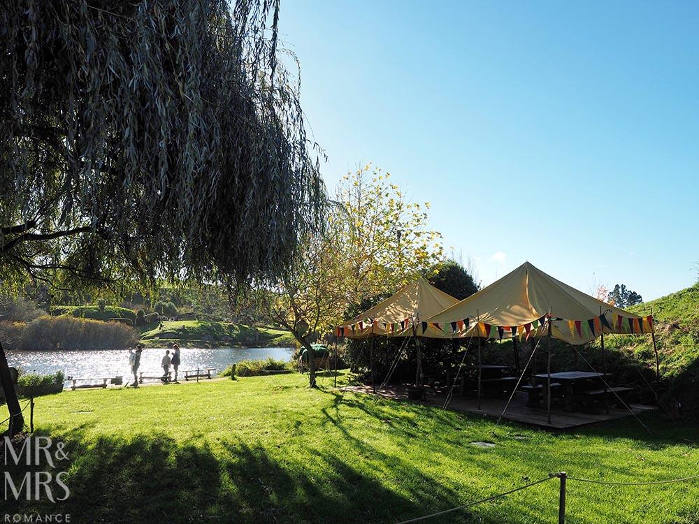 Hobbiton Movie Set, Waikato, New Zealand - Bywater