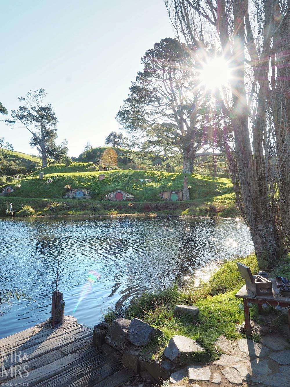 Hobbiton Movie Set, Waikato, New Zealand