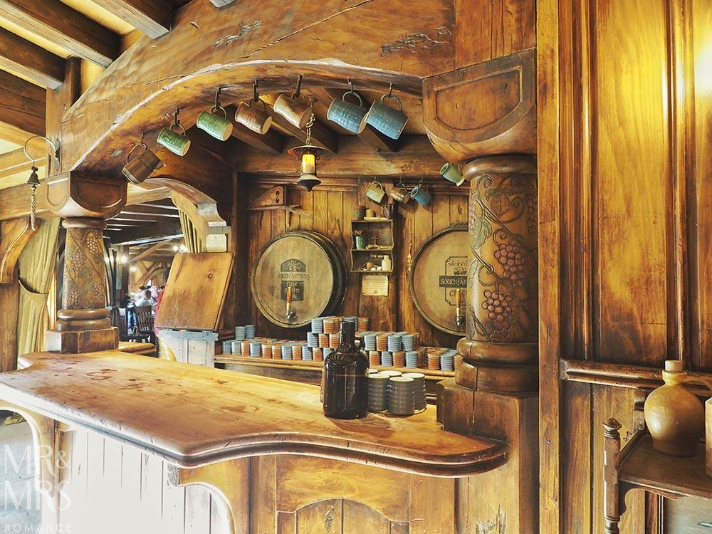 Hobbiton Movie Set, Waikato, New Zealand - The Green Dragon Inn