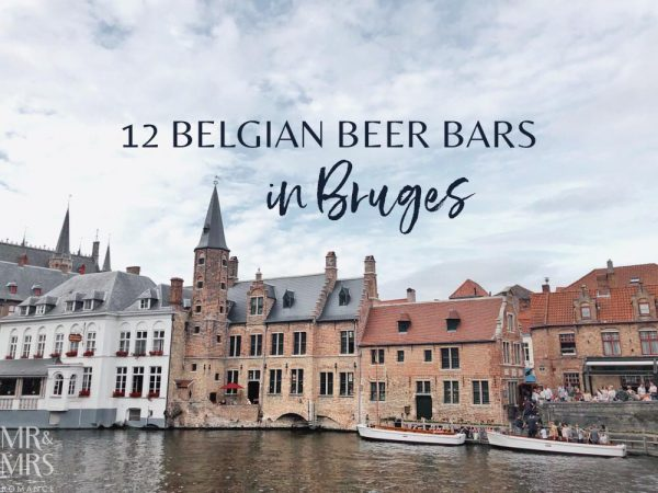 Where to drink in Bruges - Belgian beers