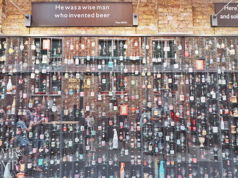 Where to drink in Bruges - Belgian beers - Beer Wall