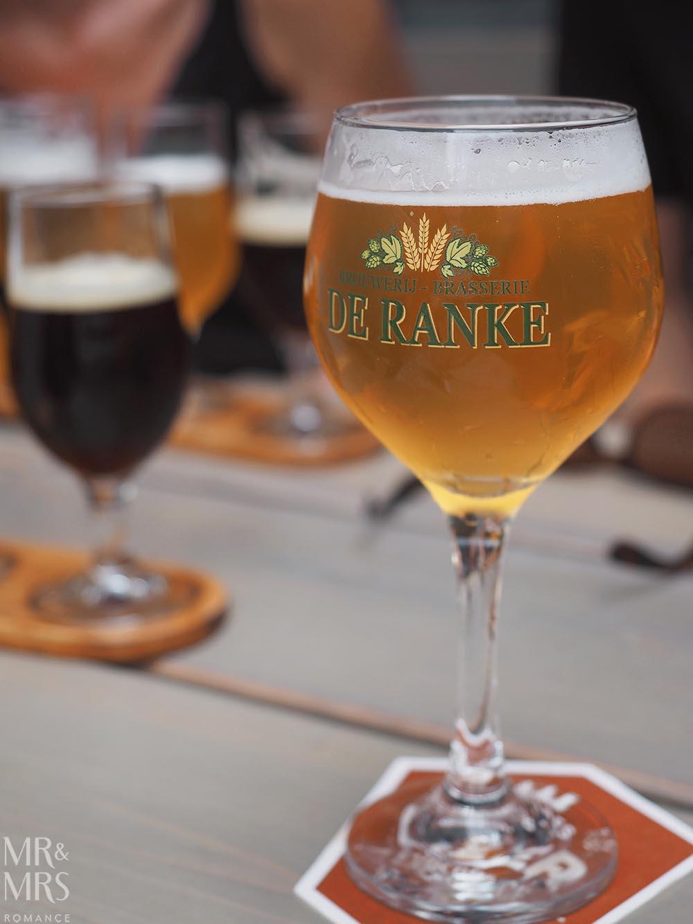 Where to drink in Bruges - Belgian beers