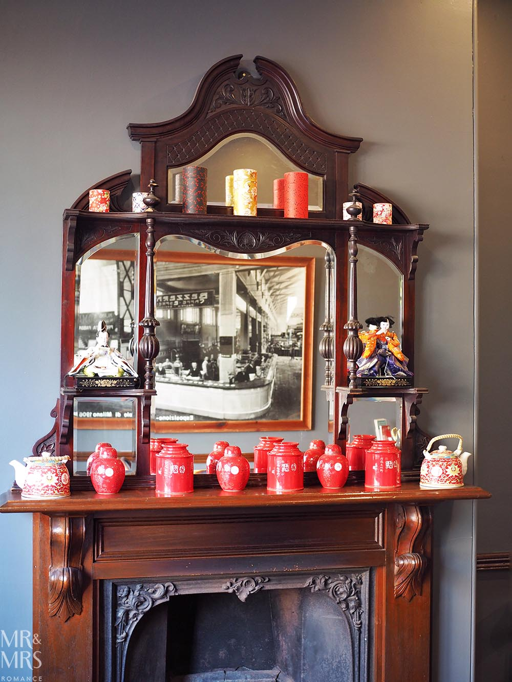 Where to stay in the Hunter Region, NSW - The Bronte Boutique Hotel, Morpeth - ornaments