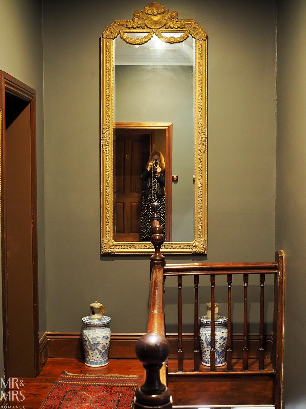 Where to stay in the Hunter Region, NSW - The Bronte Boutique Hotel, Morpeth - staircase