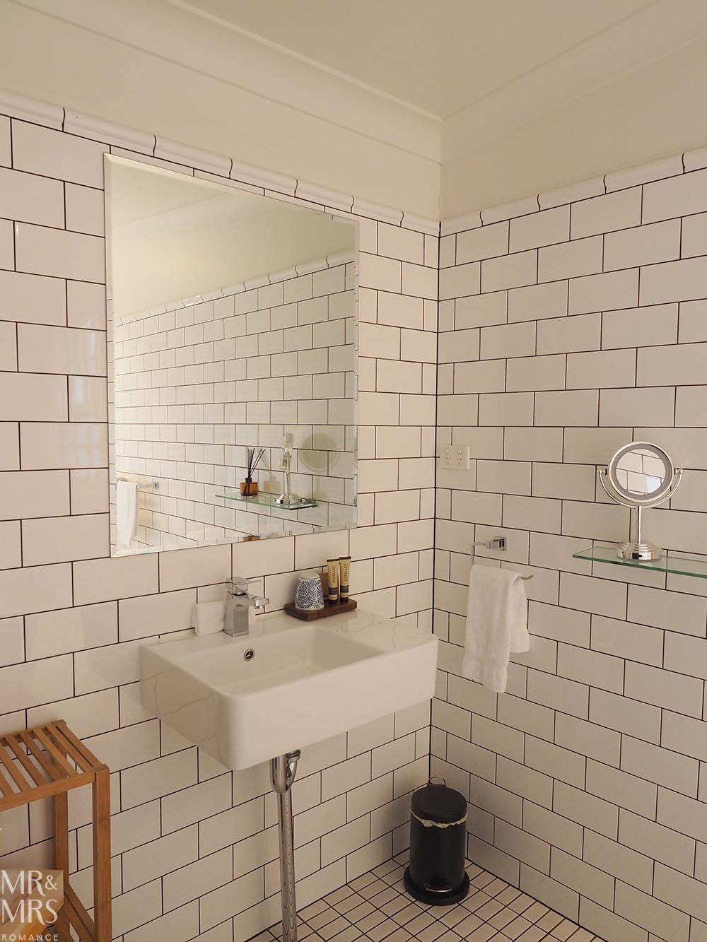 Where to stay in the Hunter Region, NSW - The Bronte Boutique Hotel, Morpeth - bathroom