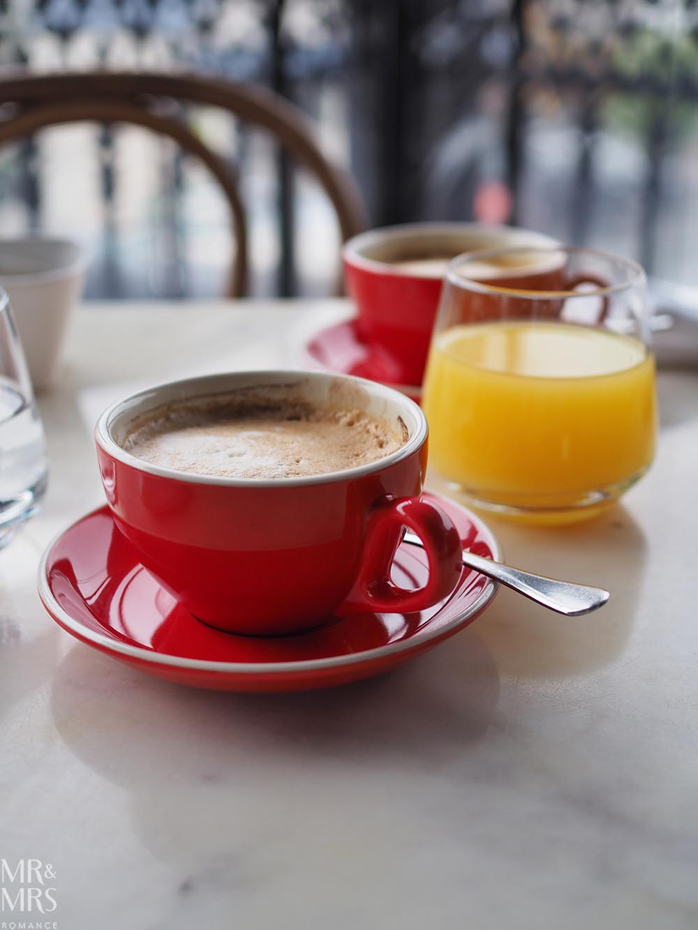 Where to stay in the Hunter Region, NSW - The Bronte Boutique Hotel, Morpeth - coffee