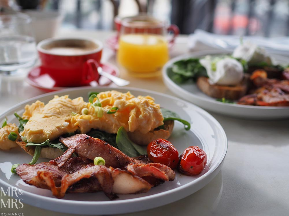 Where to stay in the Hunter Region, NSW - The Bronte Boutique Hotel, Morpeth - breakfast