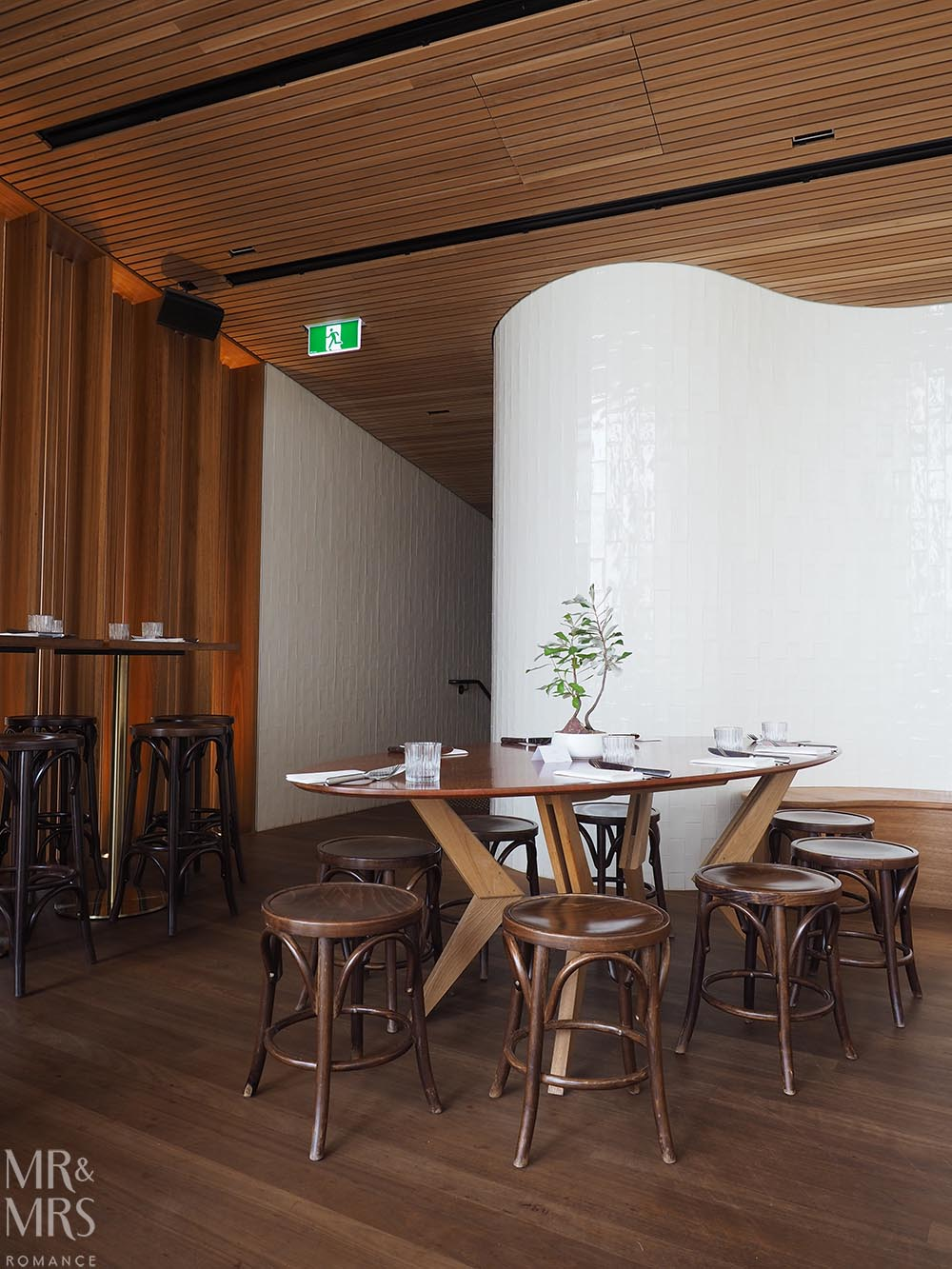 Coquun, Maitland - dining room