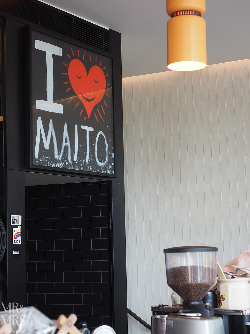 Coquun, Maitland - I love Maito