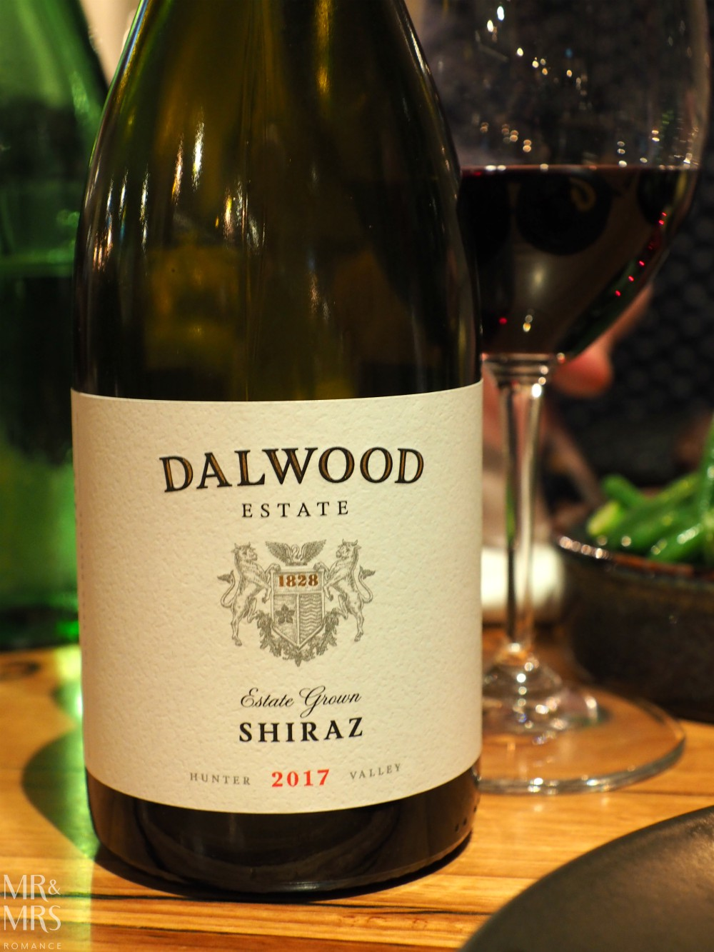 Le Petit Flot, Dalwood Winery Shiraz