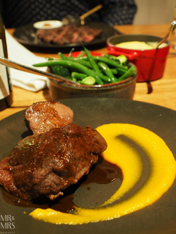 Le Petit Flot, Sydney - beef cheeks