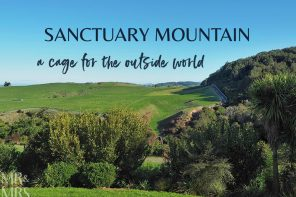 Sanctuary Mountain – a cage for the outside world