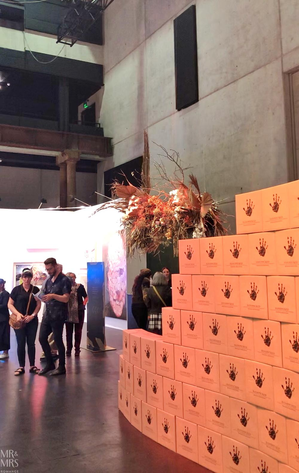 Handpicked Wines at Sydney Contemporary Art Fair