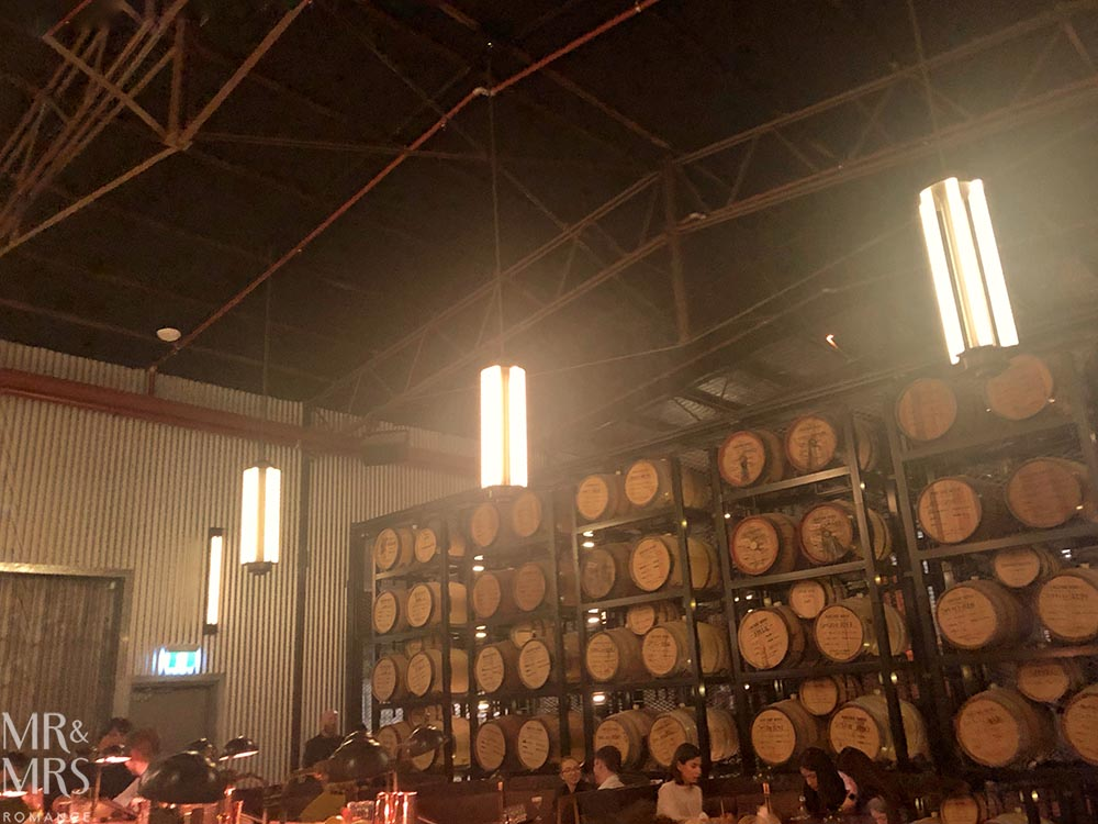Archie Rose Distillery and bar, Rosebury