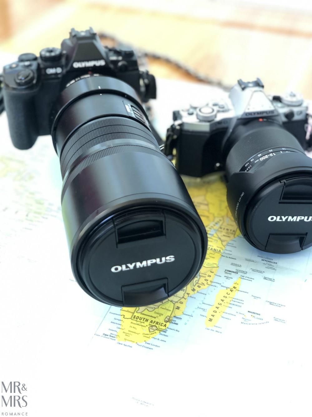 Olympus M.Zuiko Lenses