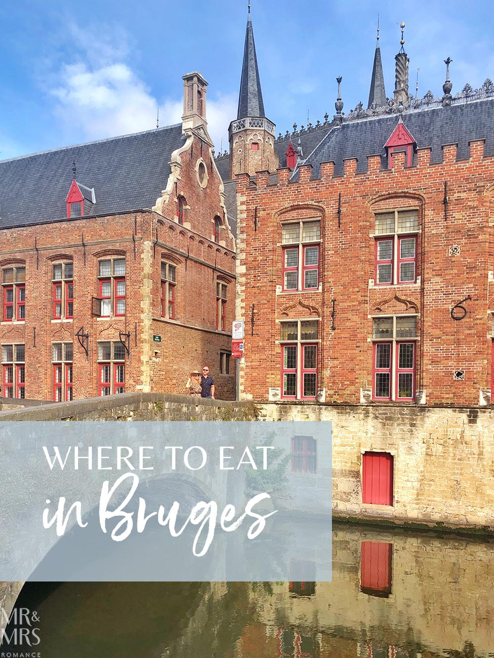 Where to eat in Bruges, Belgium