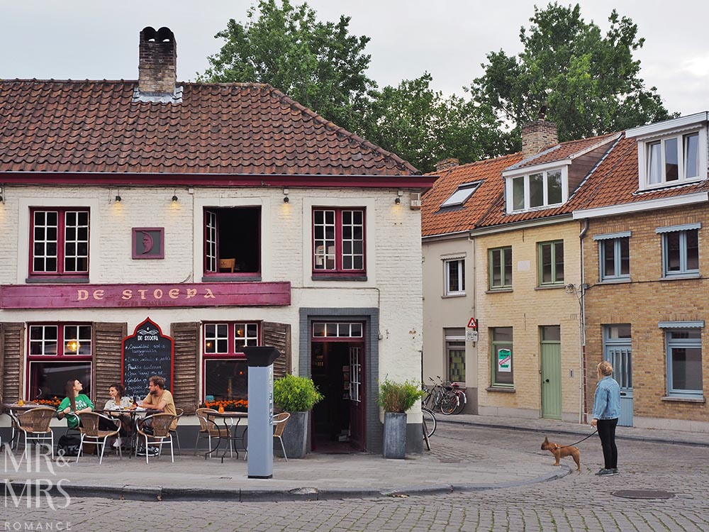 Where to eat in Bruges, Belgium - De Stoepa