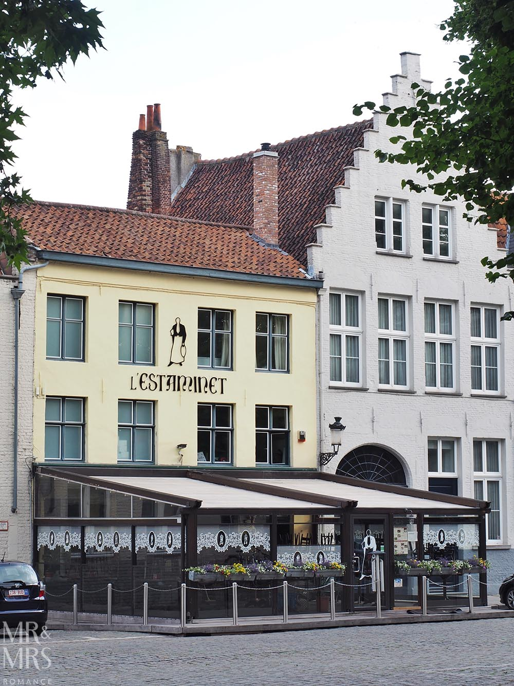 Where to eat in Bruges, Belgium - L'Estaminet