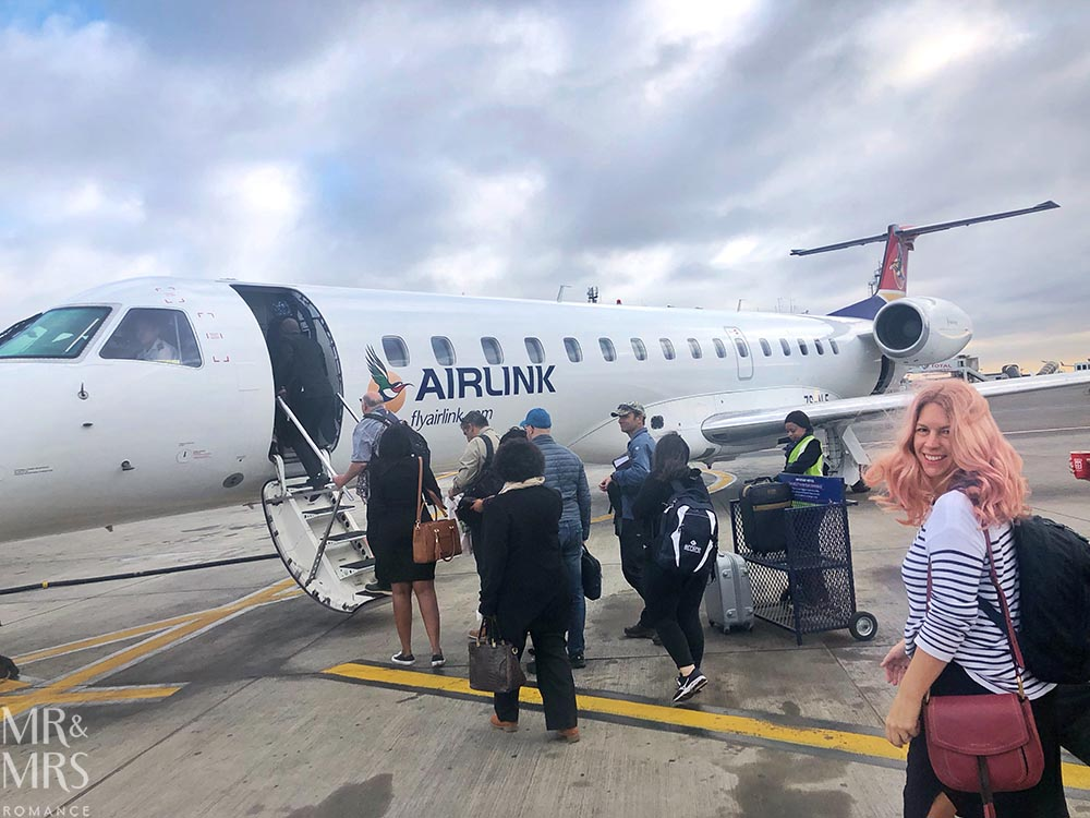 South Africa Tourism - South Africa Airlines to Upington