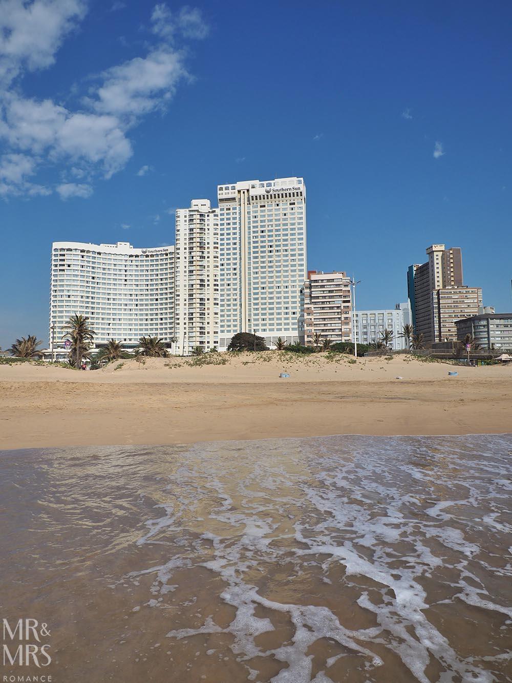 South Africa Tourism - Mahararani Hotel, Durban