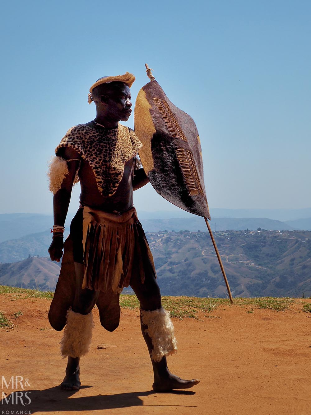 South Africa Tourism - Zulu performance