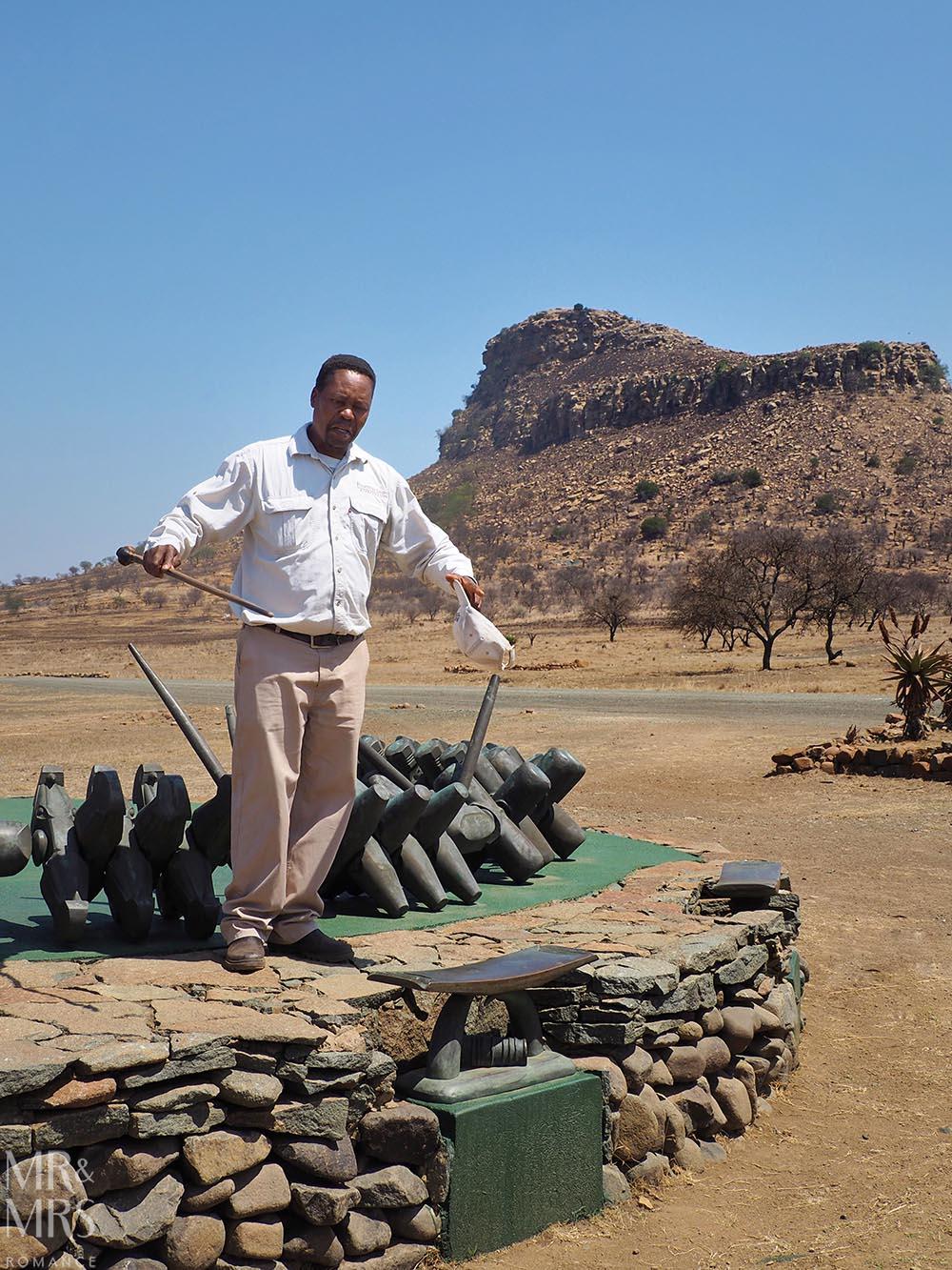 South Africa Tourism - Isandlwana battle site