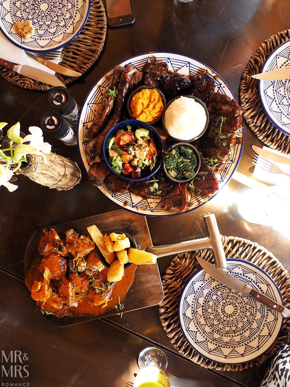 South Africa Tourism - lunch at Moyo at Zoo Lake