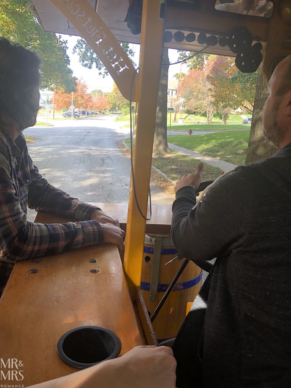 Pedal Hopper, KCMO