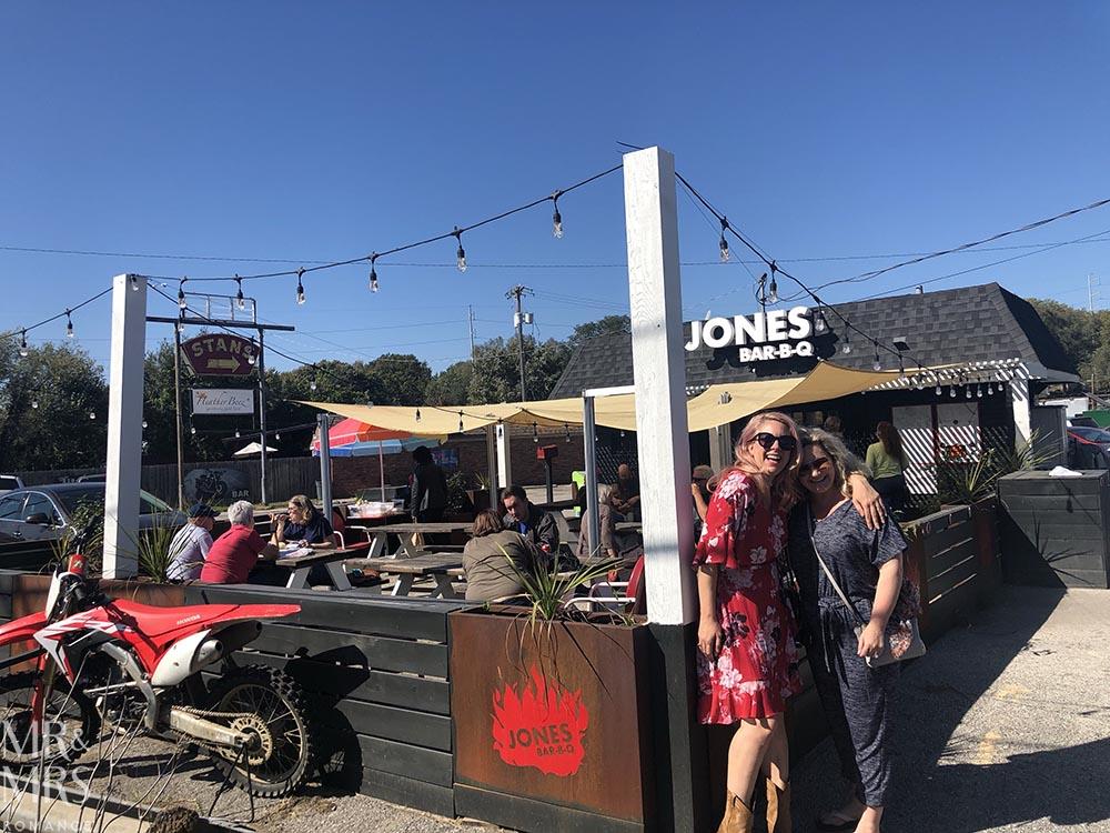 Jones BBQ, KCMO