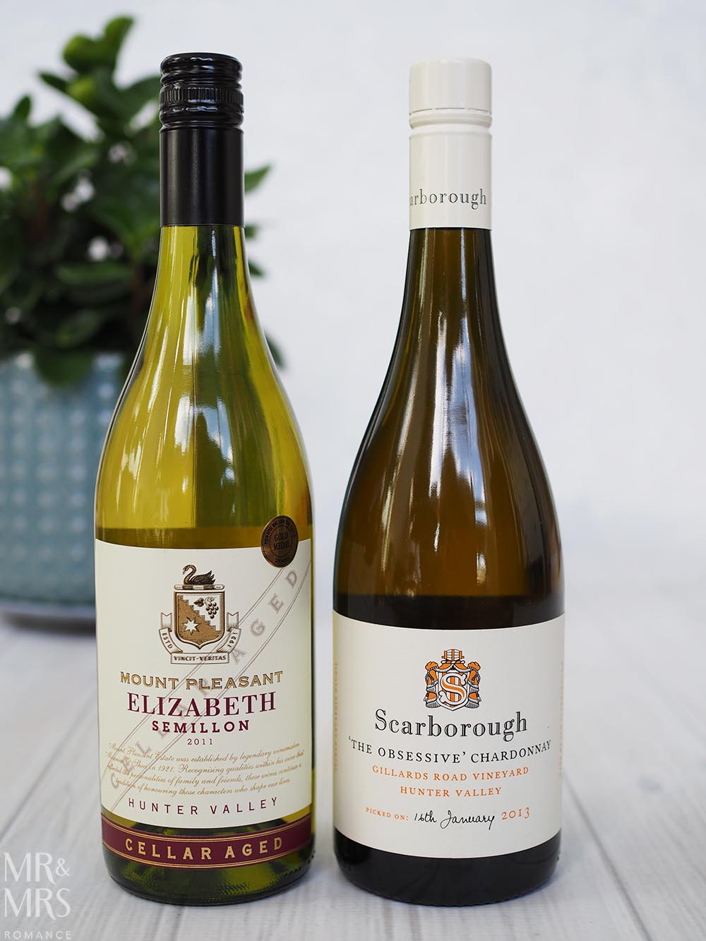 Wine trends - Mount Pleasant Estate Elizabeth Semillon, Scarborough Obsessive Chardonnay