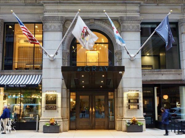 Where to stay in Chicago - Kimpton Gray Hotel Chicago