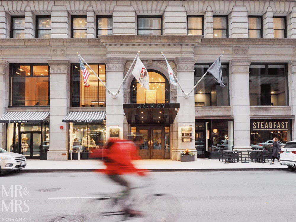 Where to stay in Chicago - Kimpton Gray Hotel Review Chicago