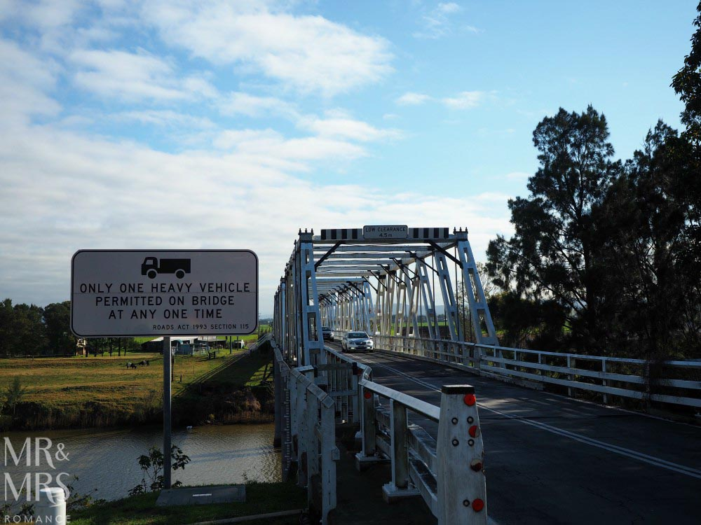 Morpeth Bridge, NSW
