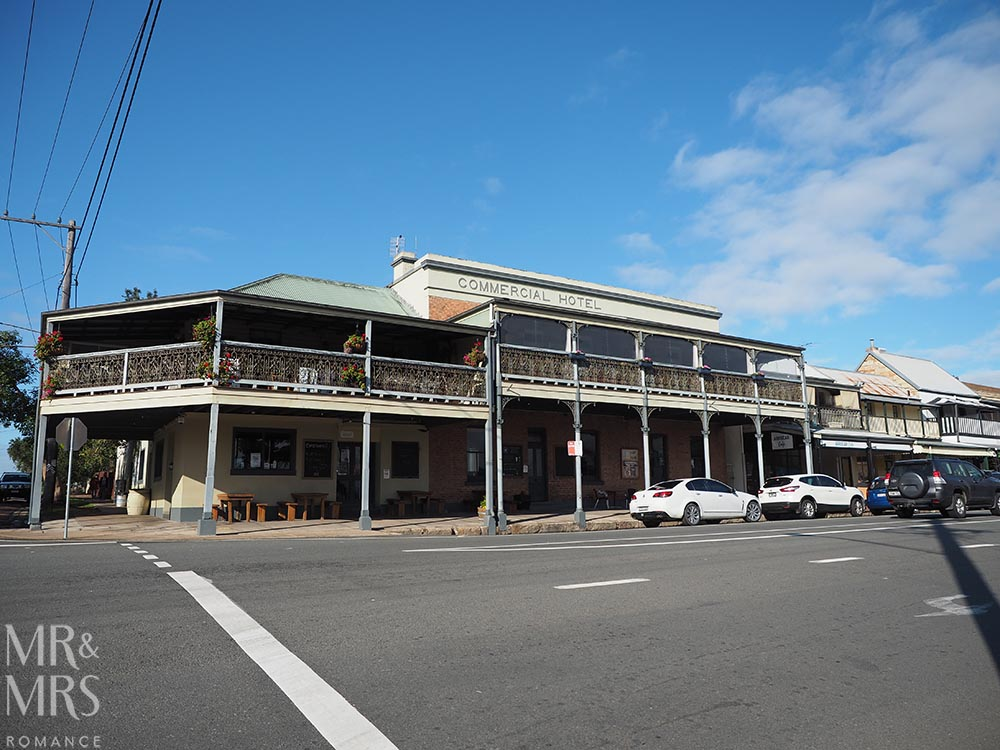 Commercial Hotel, Morpeth, NSW