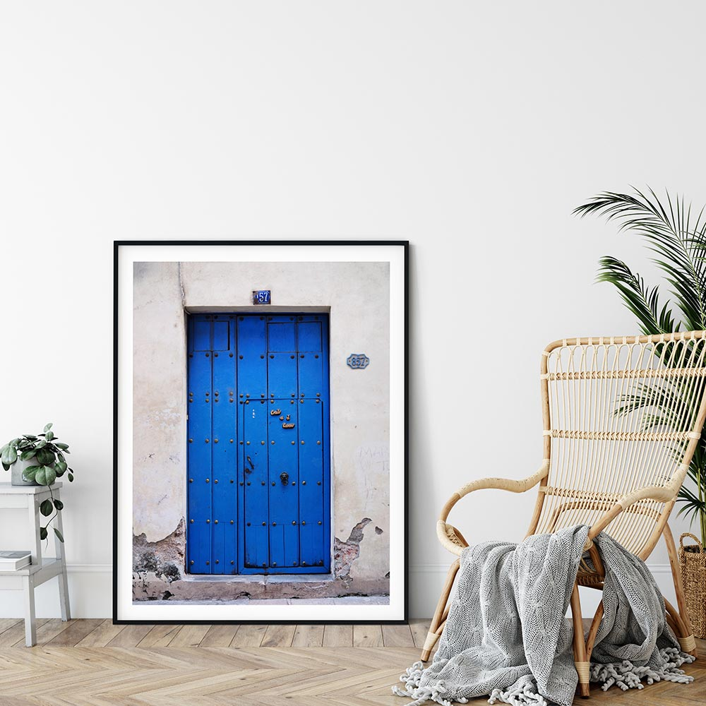 Photography Romance - Cuban door