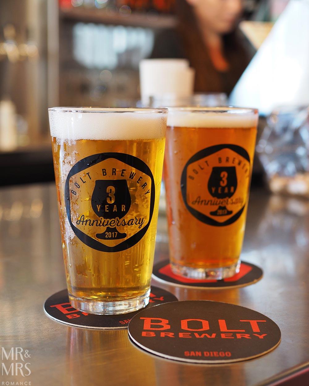 Bolt Brewery, San Diego