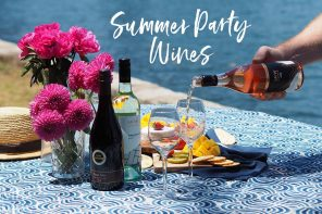 Our guide to the perfect summer party wines