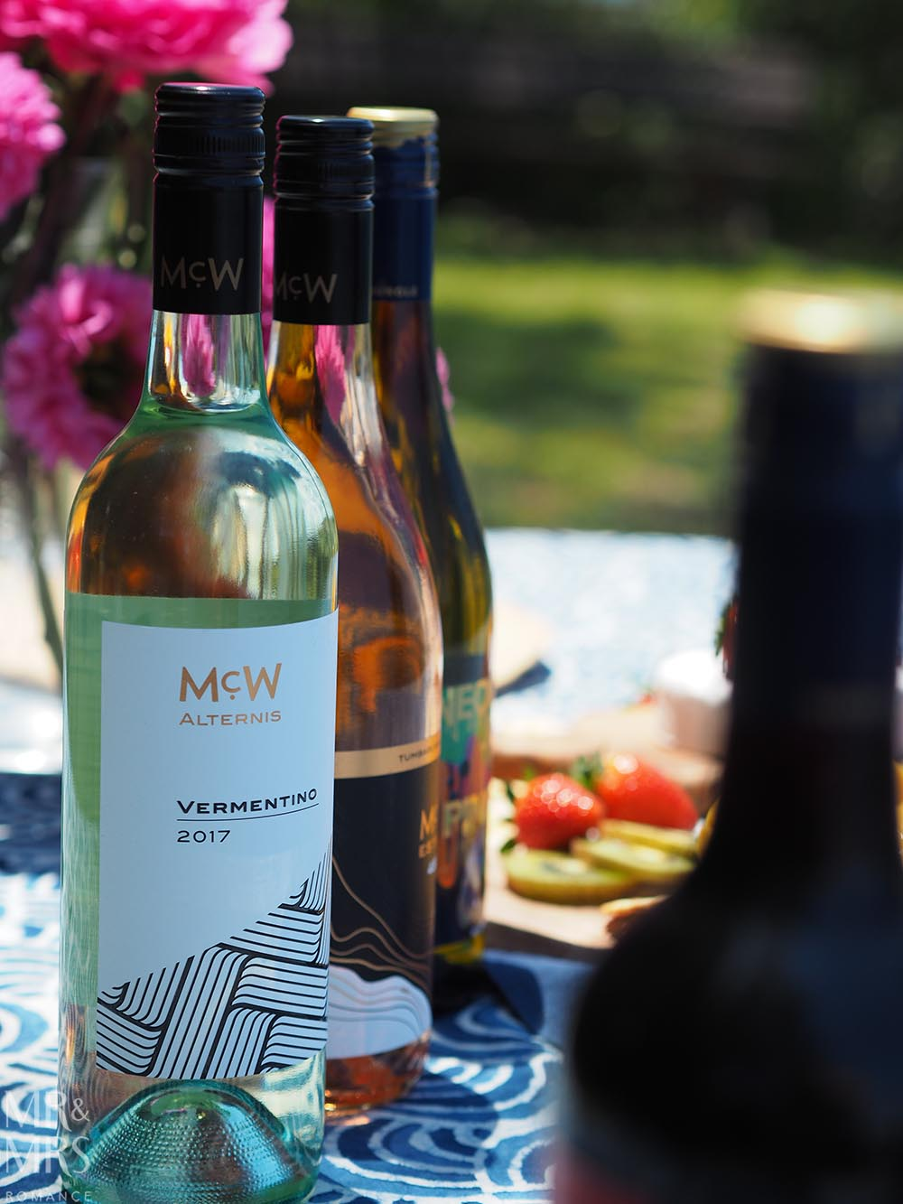 Summer party wines - McW Alternis Vermentino