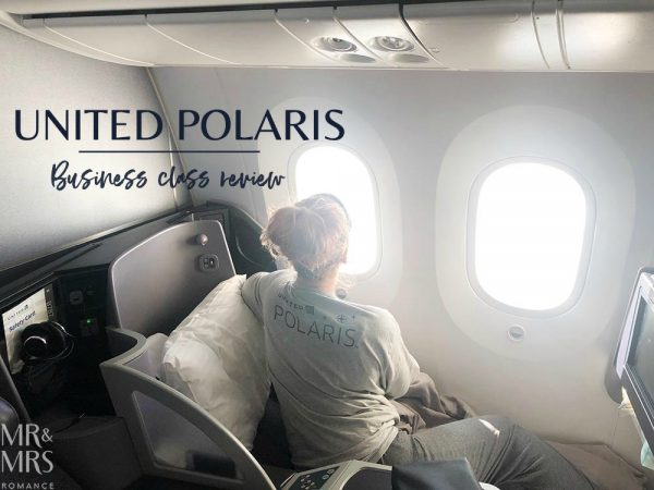Business class United Polaris review