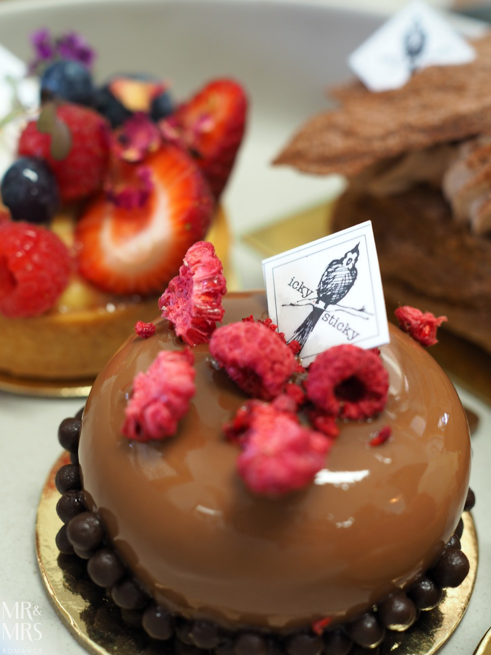 Weekend escape Maitland - Icky Sticky Patisserie