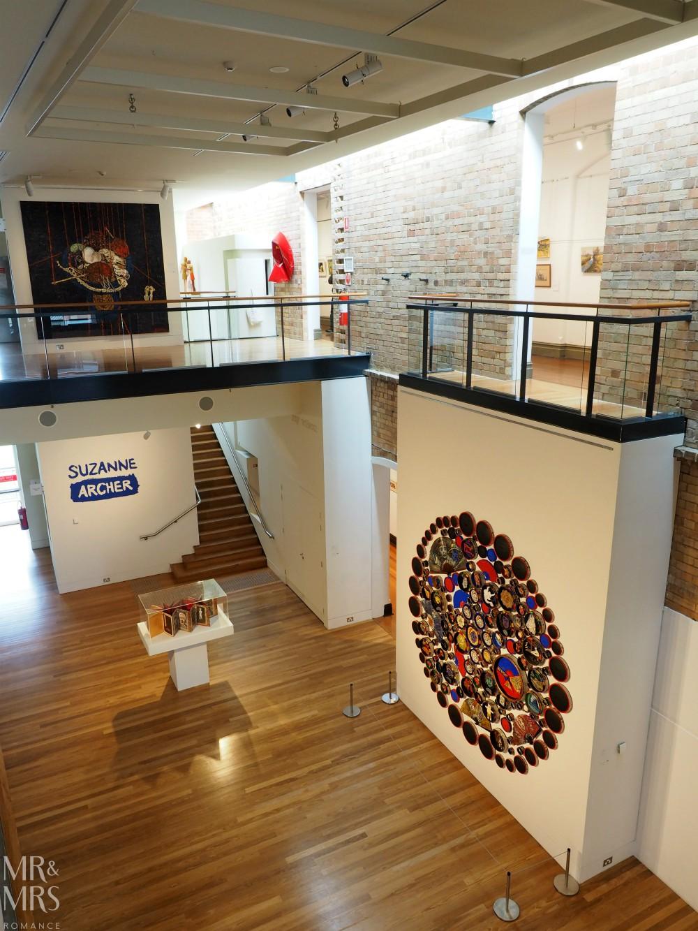 Weekend escape Maitland - MRAG Maitland Regional Art Gallery