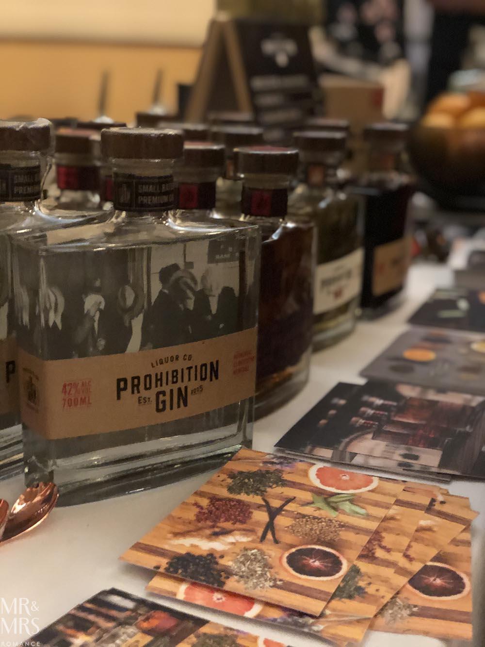 Gin Palooza Sydney - Prohibition Distillery