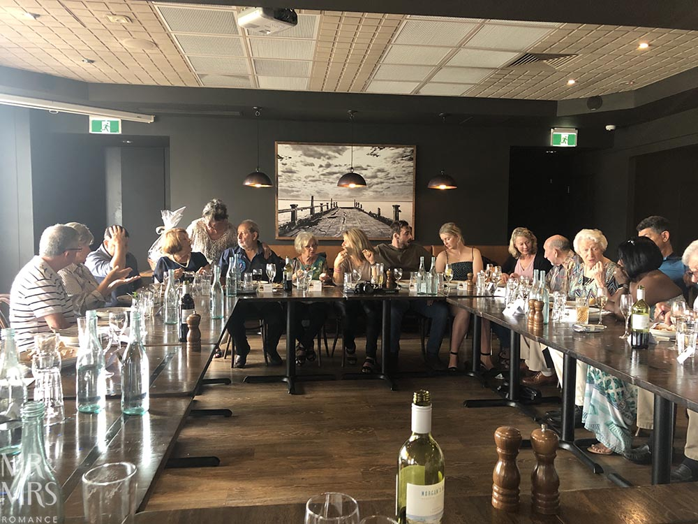 Gin Palooza Sydney - Riccardo's 80th