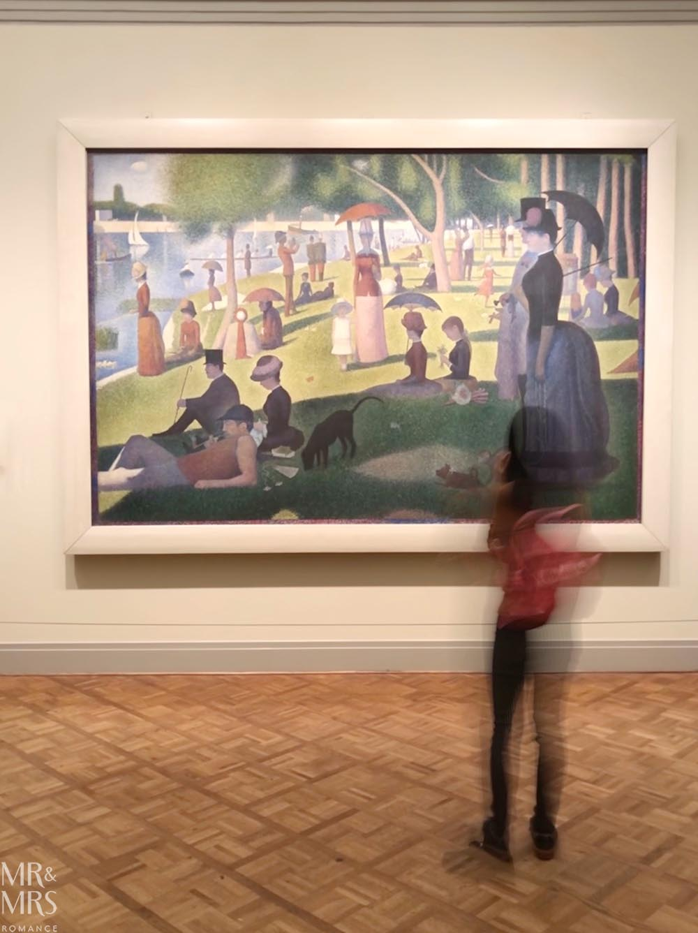 Georges Seurat, Art Institute of Chicago, Chicago, IL