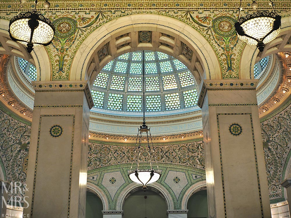 Chicago Cultural Center, Chicago, IL
