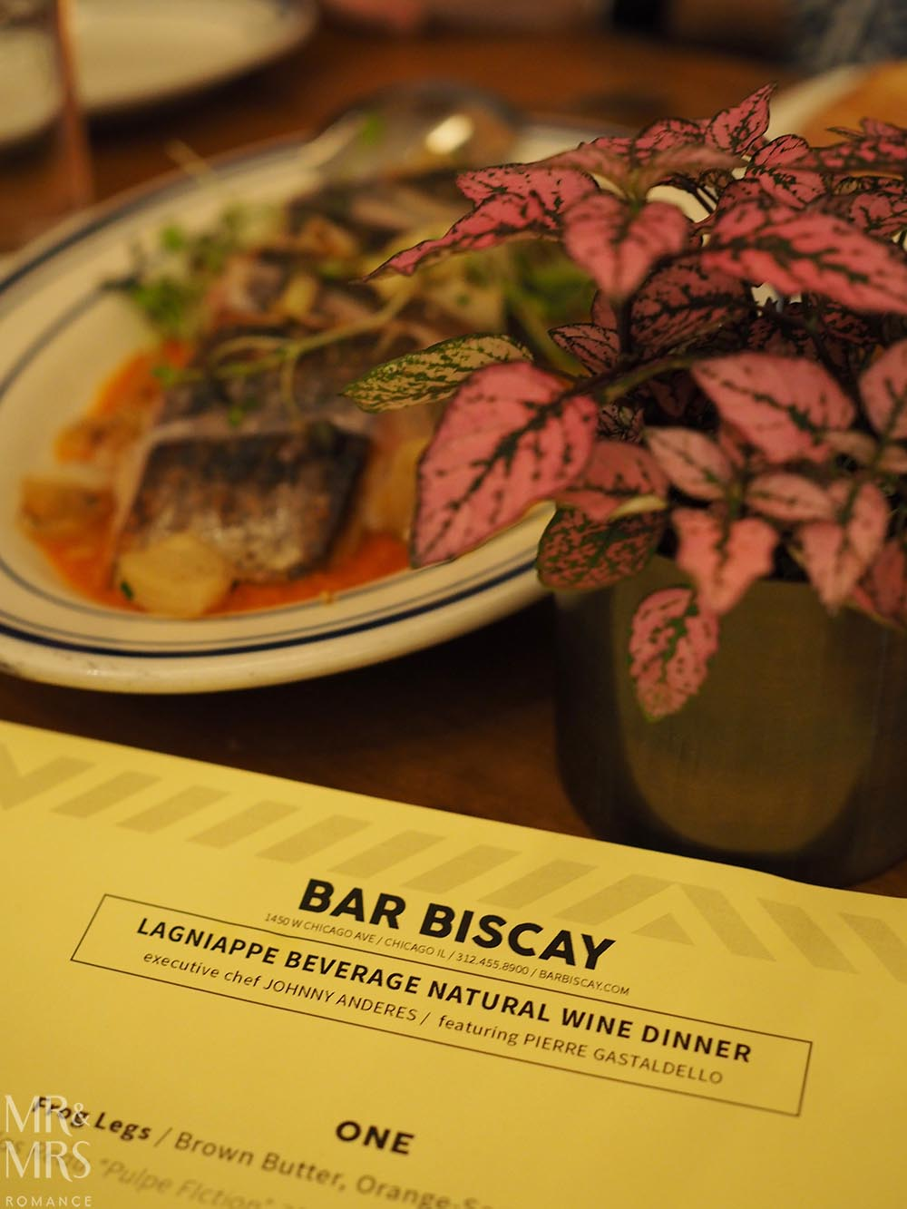 Bar Biscay, Chicago, IL