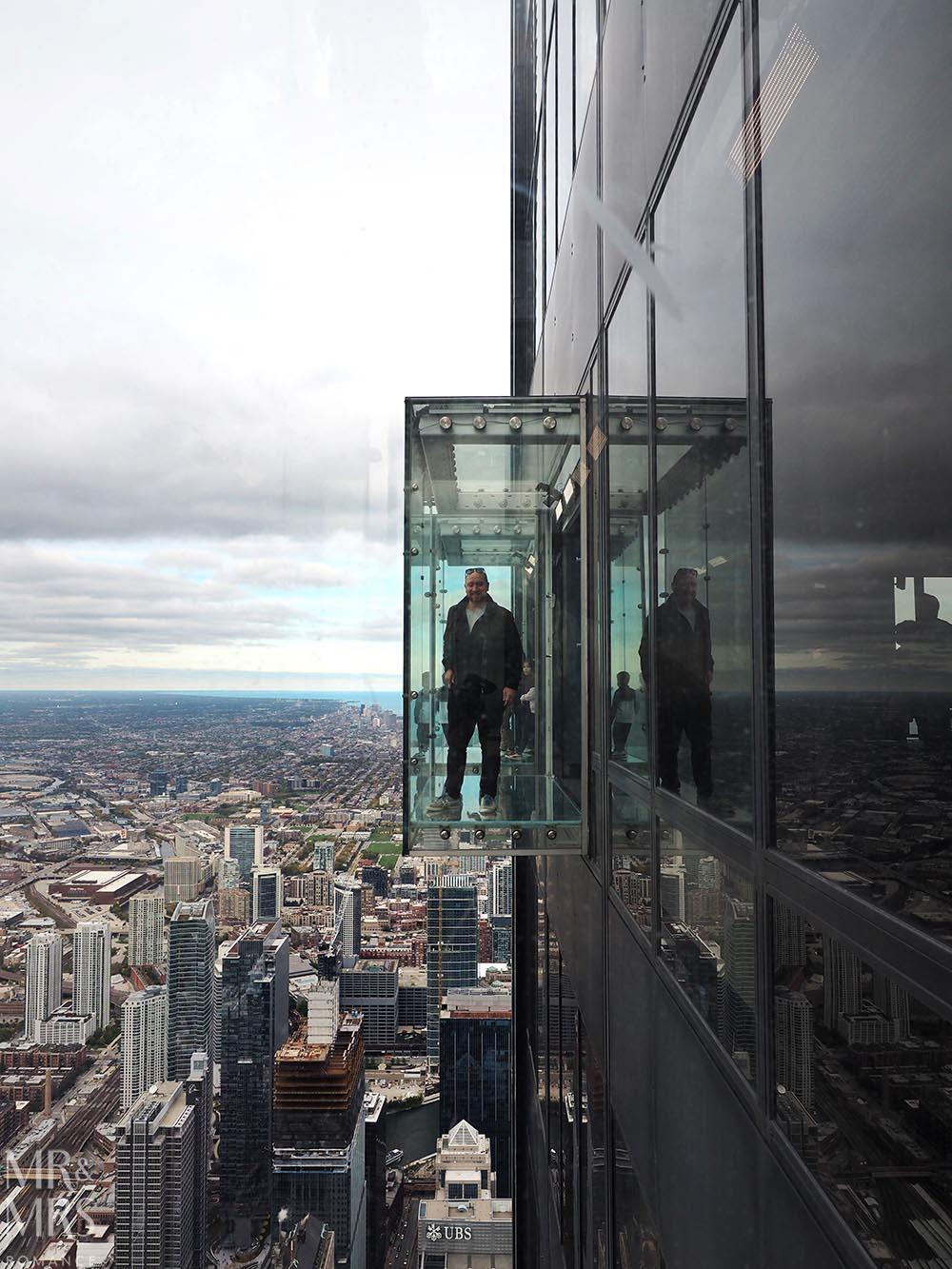 Shydeck Willis Tower, Chicago, IL